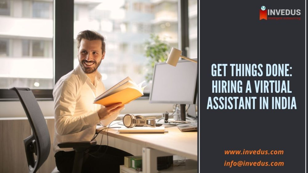 hiring a virtual assistant in India