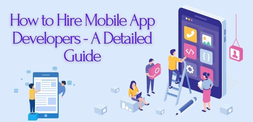 how to hire mobile app developers