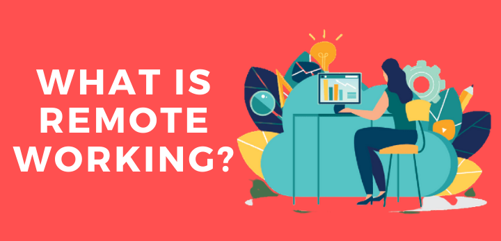 what is remote working