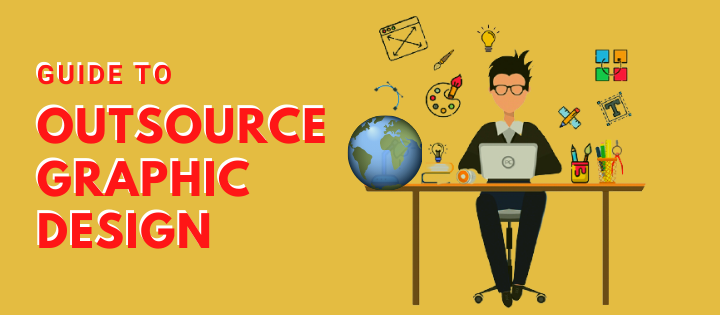 guide to outsource graphic design