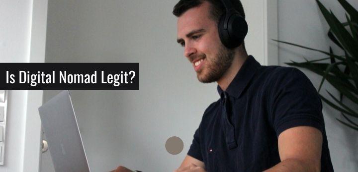 is digital nomad legit