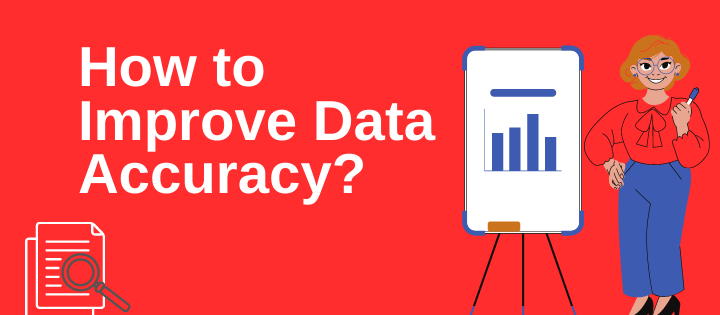 how to improve data accuracy