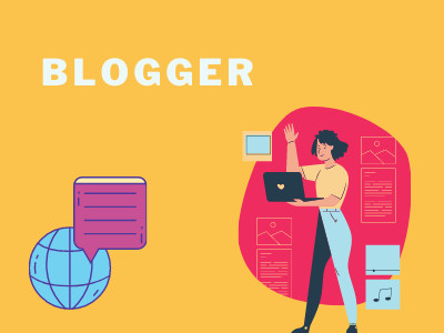 Blogger as a small business
