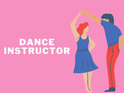Dance Instructor in the Small business ideas list