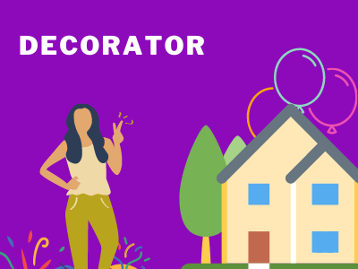 Decorator great and top Small business ideas