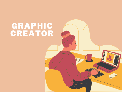 graphic creator as a Small business ideas