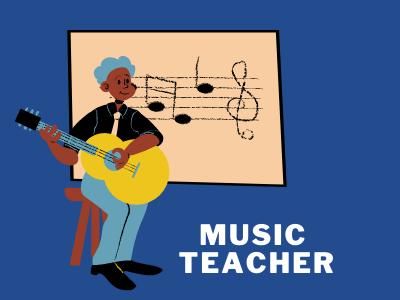 Music Teacher as Small business ideas