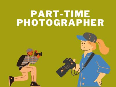 Part-Time Photographer