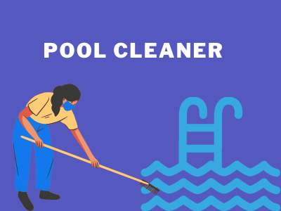 Pool Cleaner good Small business ideas