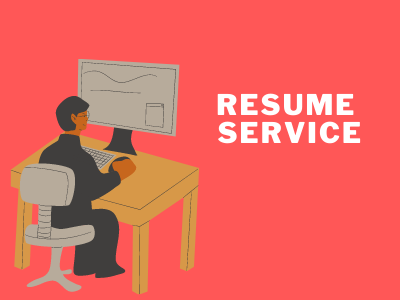 Resume Service as  a Small business ideas