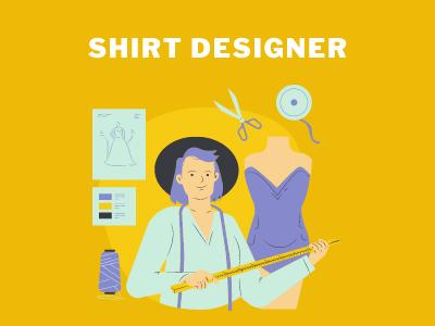 Shirt Designer