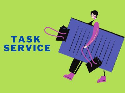 Small business ideas list Task Service
