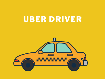 Uber Driver as a small business