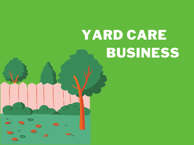 Yard Care Small Business