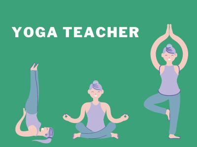 Yoga Teacher as Small business ideas