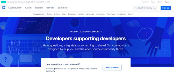 digital-ocean-community