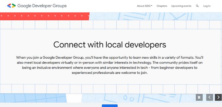 google-developer-communities