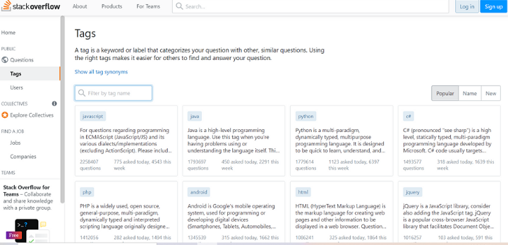 stack-overflow-forums-for-programmers