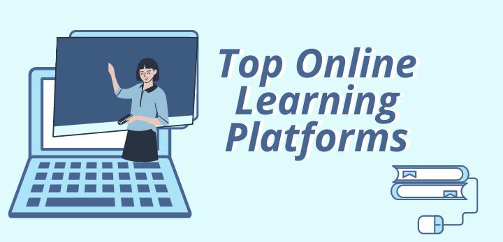 top online learning platforms