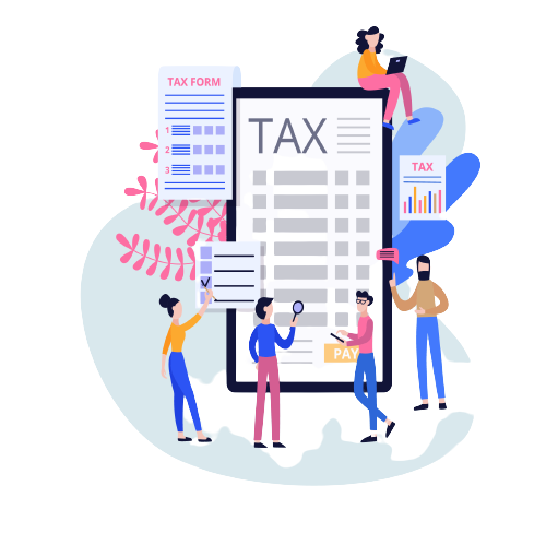 Hire Tax Consultants
