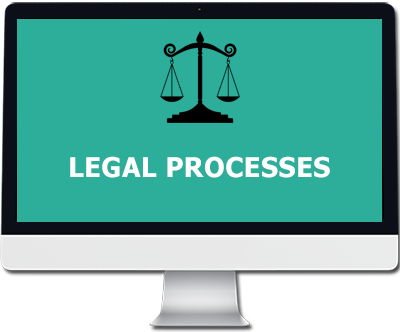 Legal support services from India